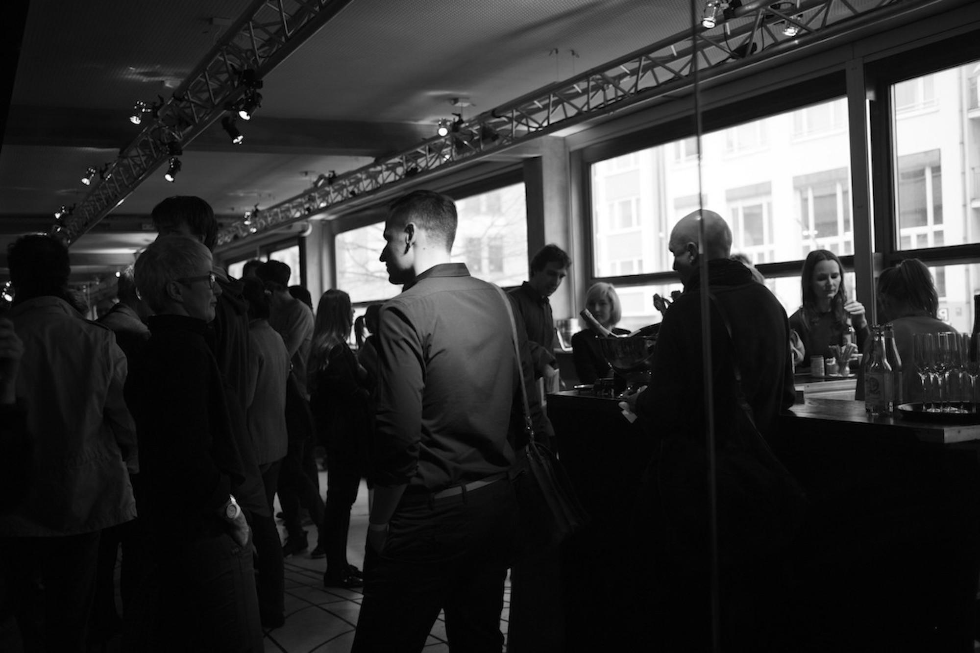 Architecture Matters 2016 in der Reaktorhalle, München