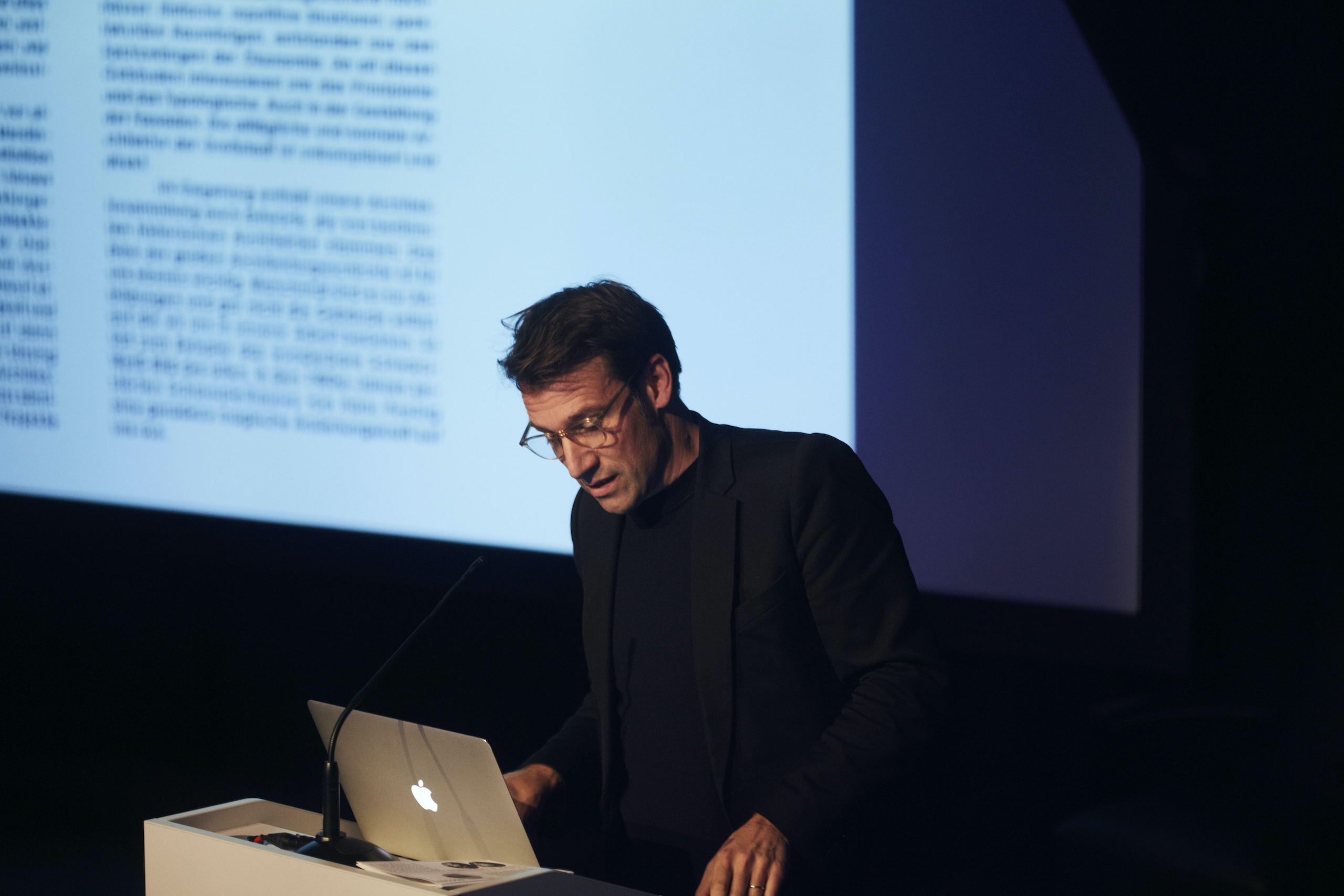 Emanual Christ Architecture Matters Konferenz 2017 Technikum München