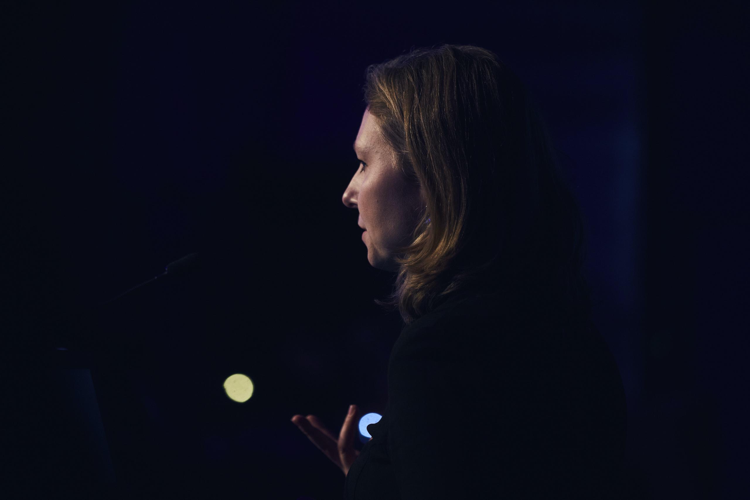 Kuratorin Joanna Warsza Konferenz Architecture Matters Konferenz 2017 Technikum, München