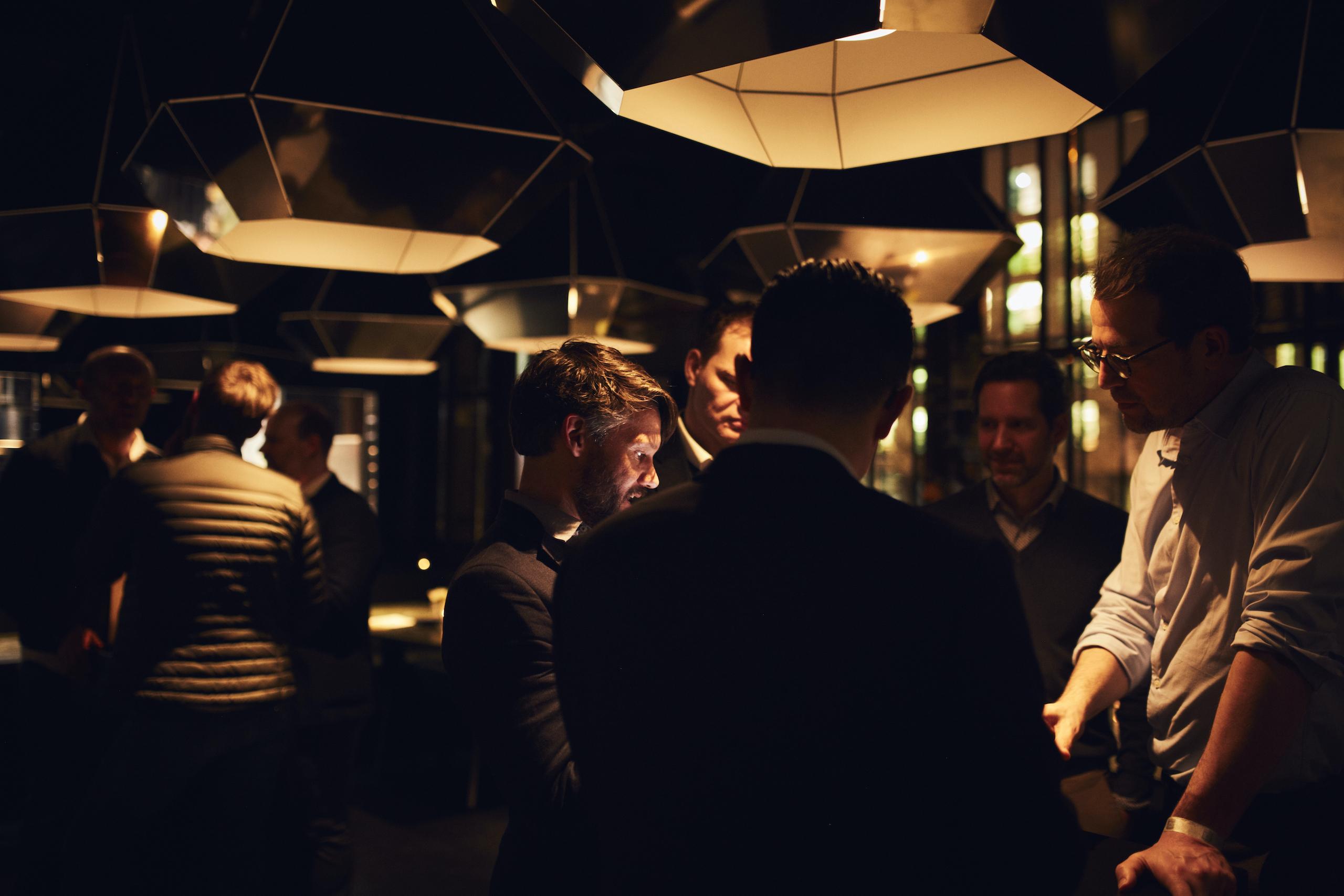 Dinner, Architecture Matters Konferenz 2017 Technikum München