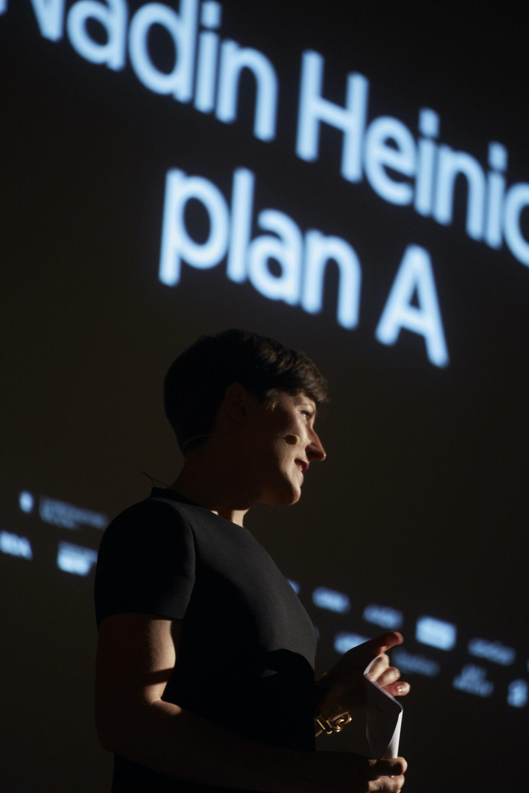 Architecture Matters Konferenz 2018 Künstlerhaus Nadin Heinich moderiert