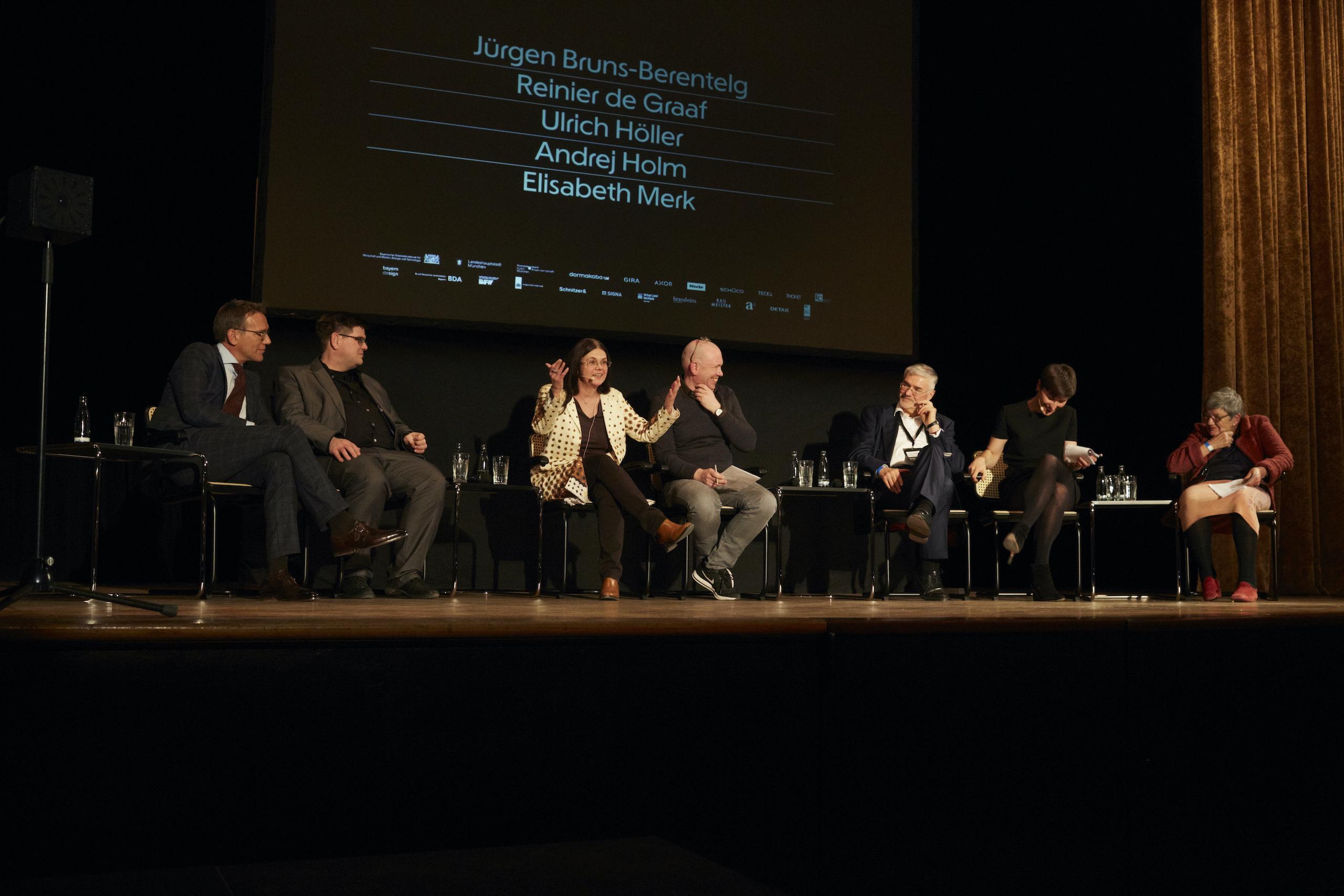 Architecture Matters Konferenz 2018 Künstlerhaus