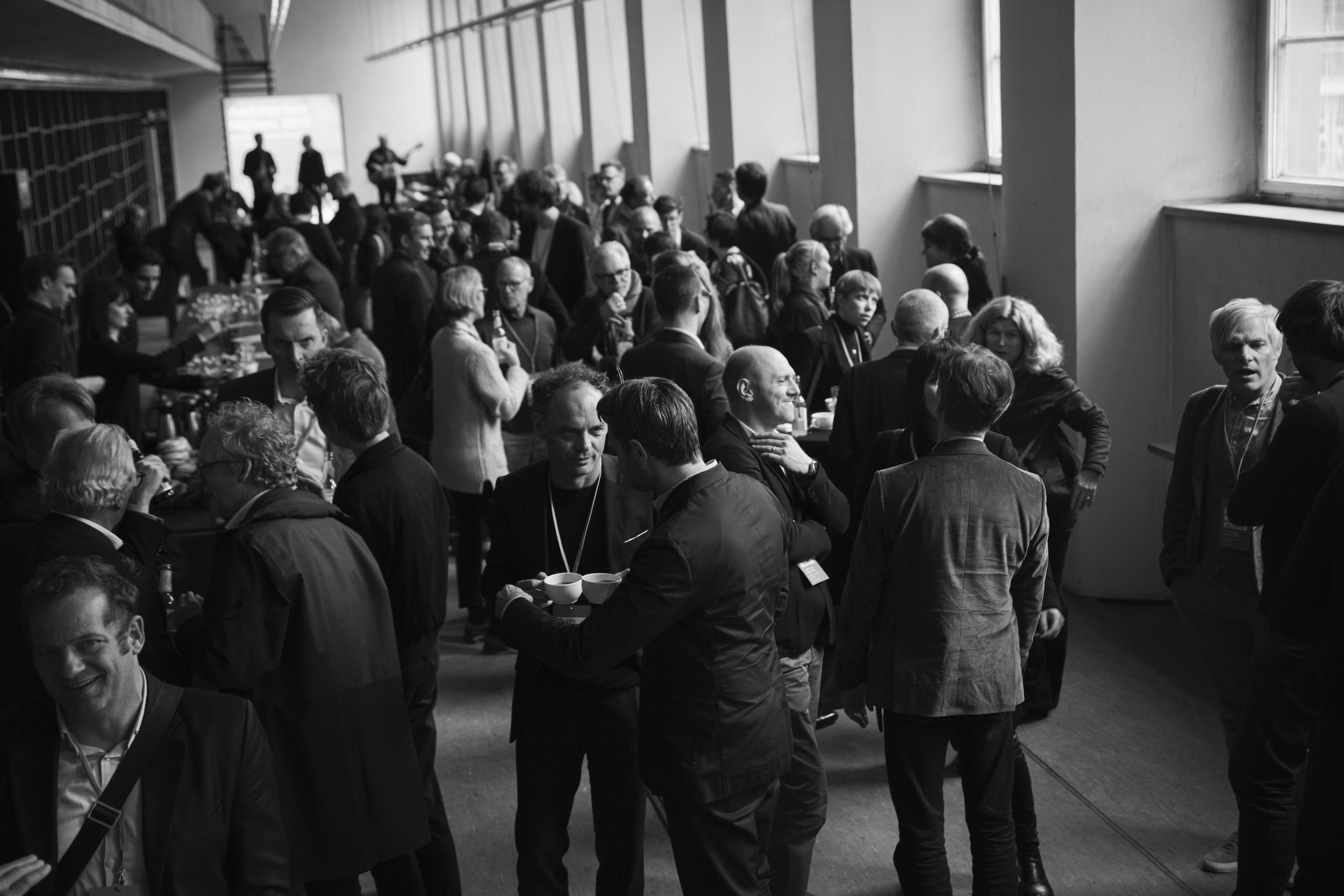 Architecture Matters 2019 Alte Akademie München Empfang