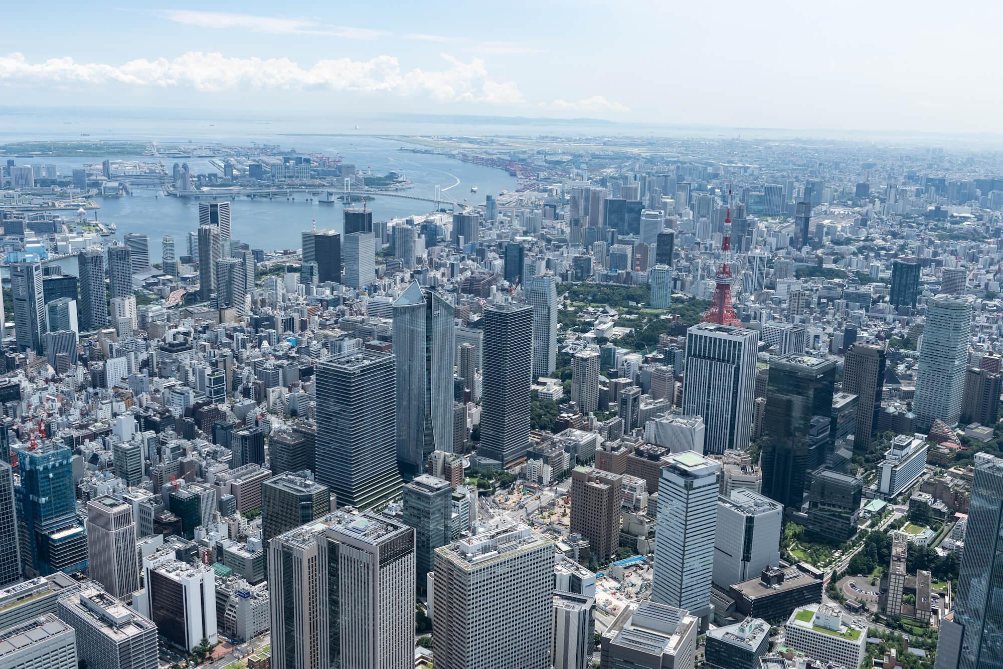 ingenhoven architects, Toranomon Project Tokyo, 2020