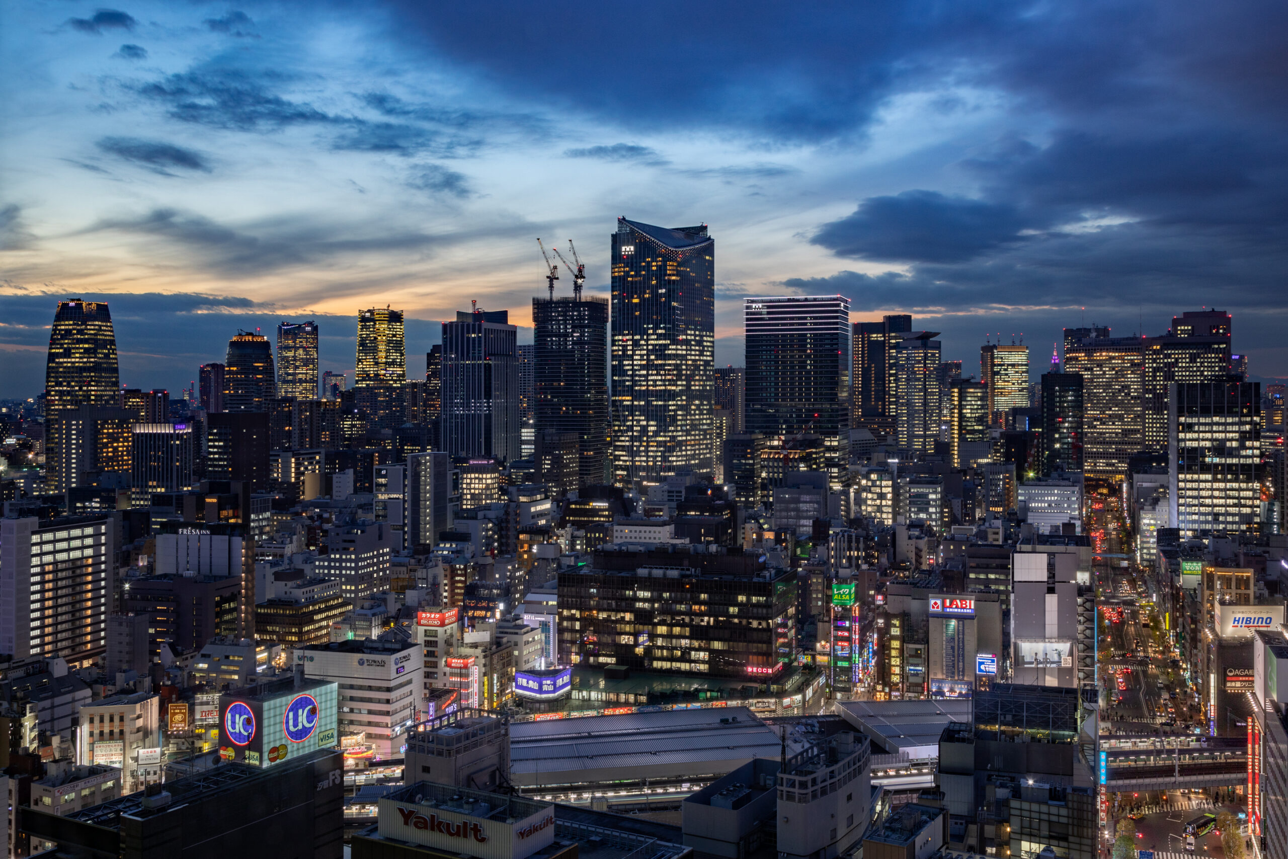 Ingenhoven Toranomon Tower Tokio