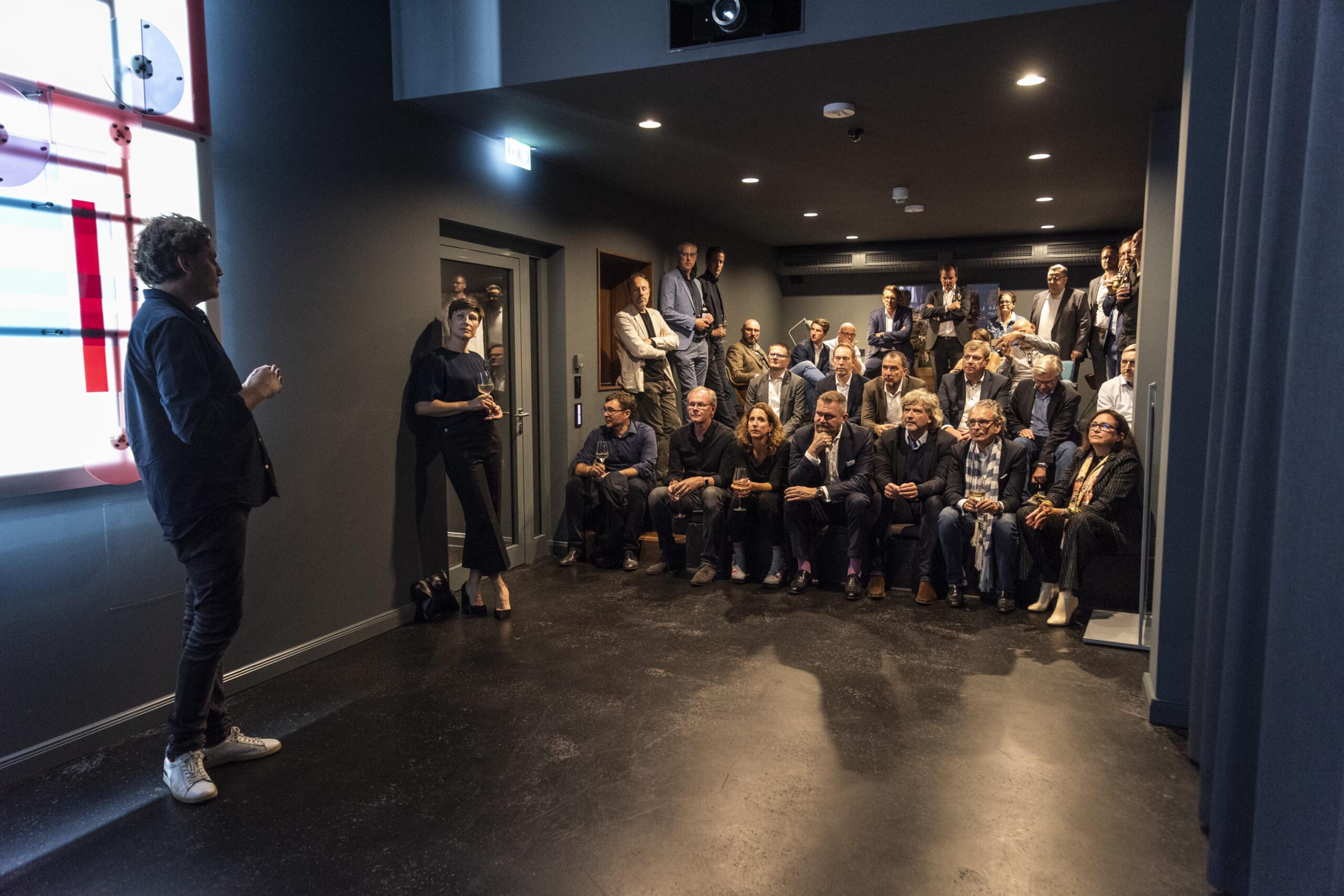 Architecture Matters Networks 2019, Digital Dynamite mit Tobias Nolte, Frankfurt Foto: Heinrich Völkel