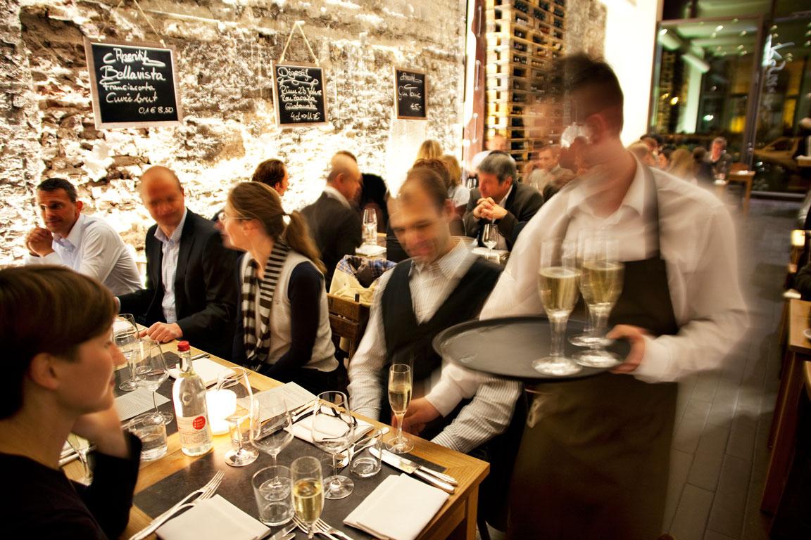 Event Cook & Cross 2016, Im Rohkaffeelager, Stuttgart Networks plan