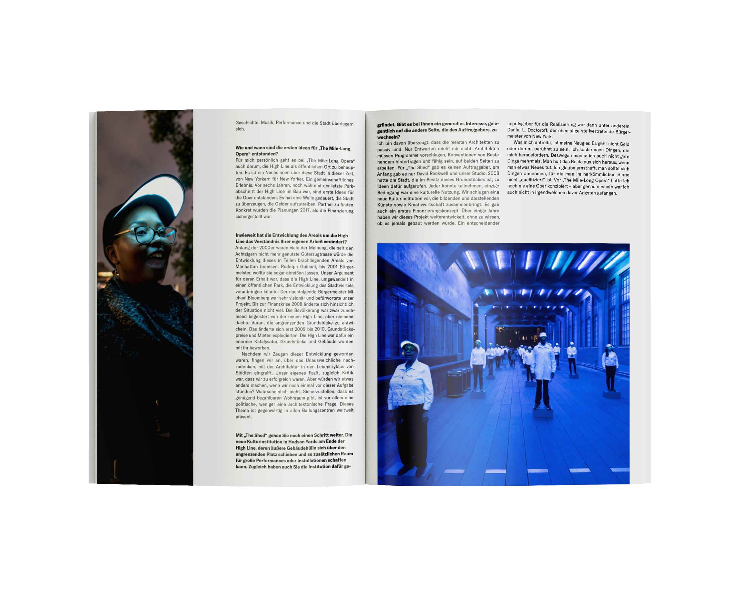 FAST FORWARD Magazin by Architecture Matters