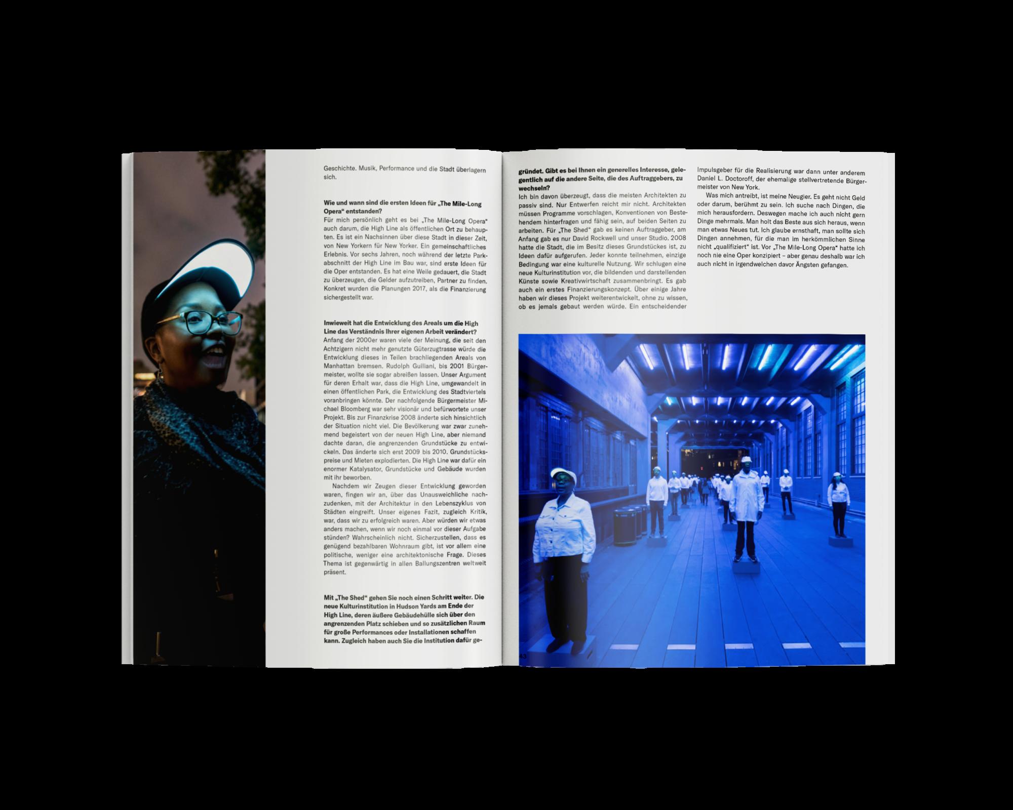 FAST FORWARD Magazin Erste Ausgabe Cash and the City Magazin Architektur Immobilienbranche Stadt Nadin Heinich