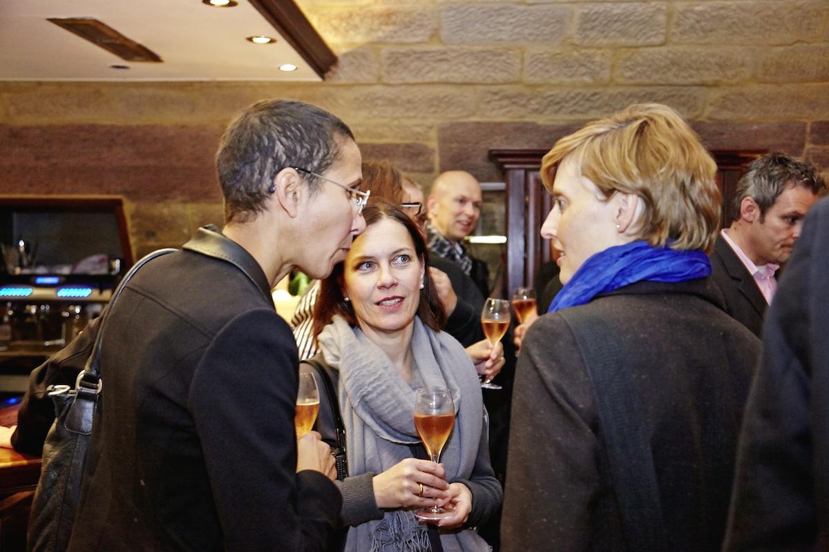 Event Networks plan A Cook & Cross 2013 Führung mit Direktorin Dr. Christiane Lange in der Staatsgalerie Stuttgart