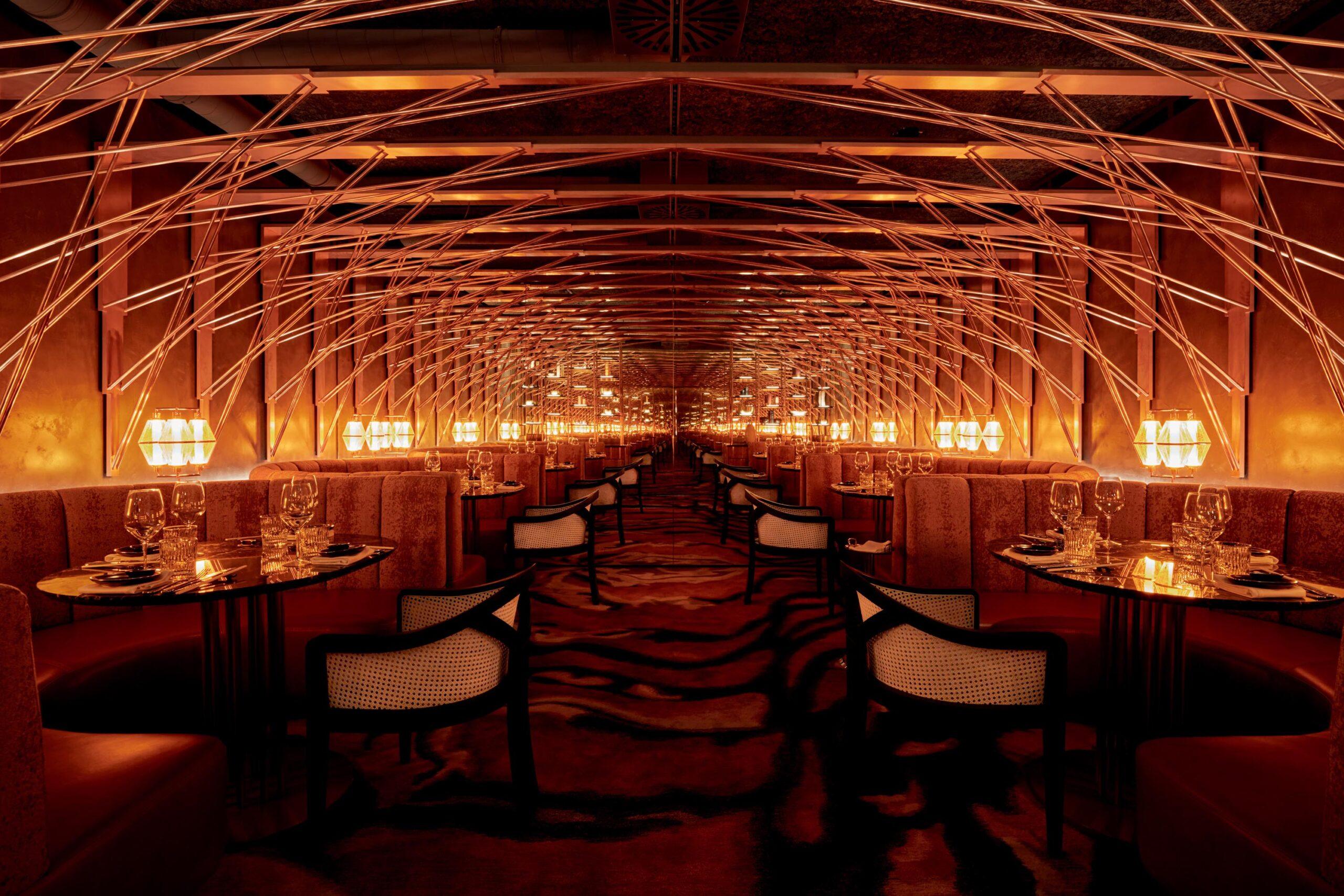 TORTUE Hamburg, Mirror Chamber, Private Dining