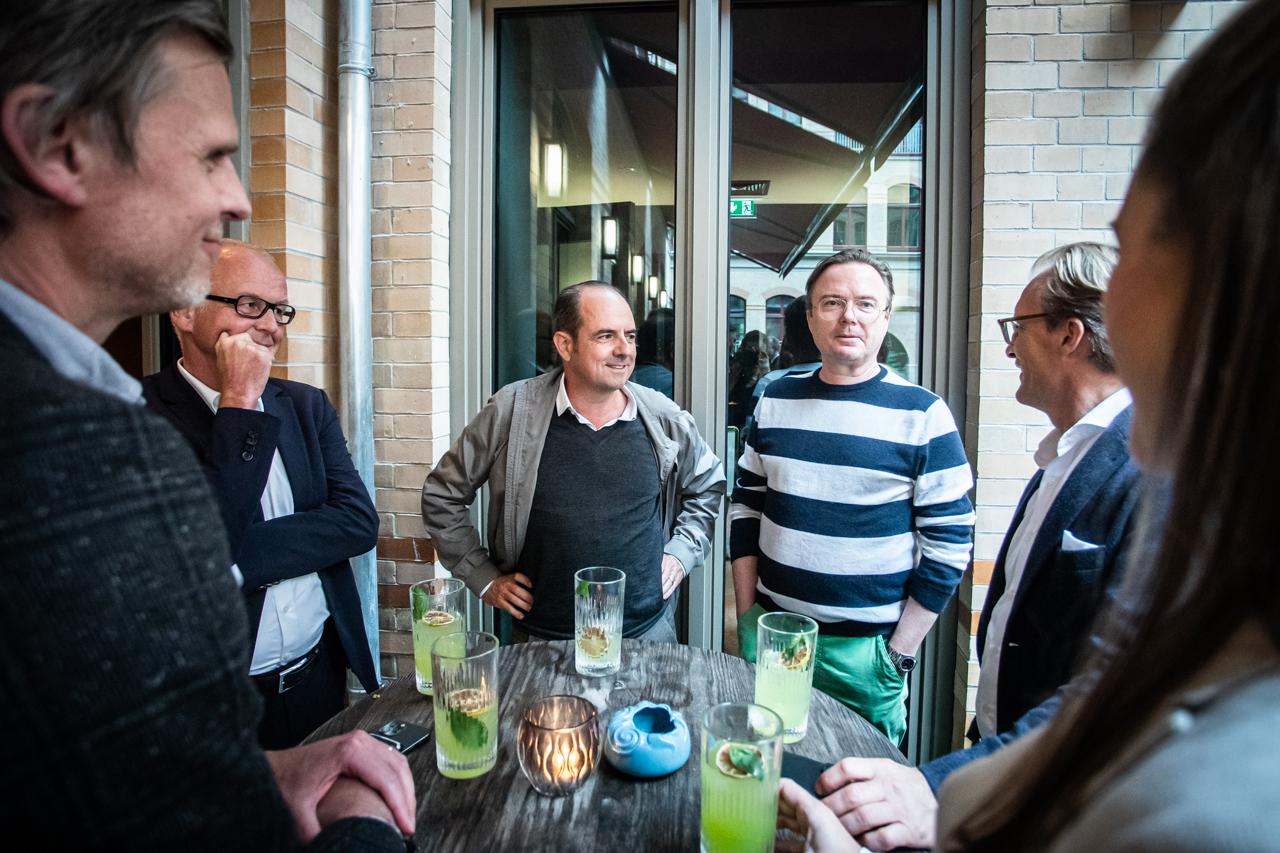 plan A Networks 2021 im TORTUE Hamburg
